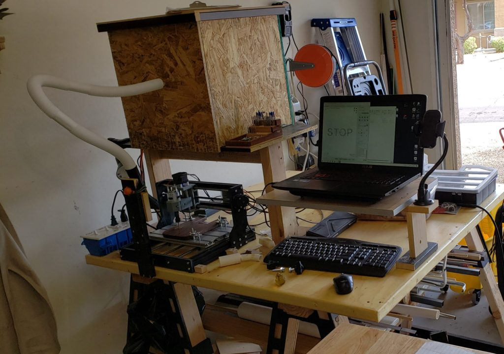 CNC Workstation