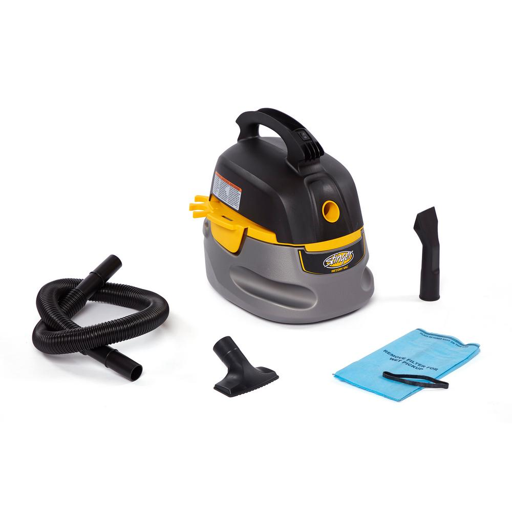 The Stinger Wet/Dry Vac