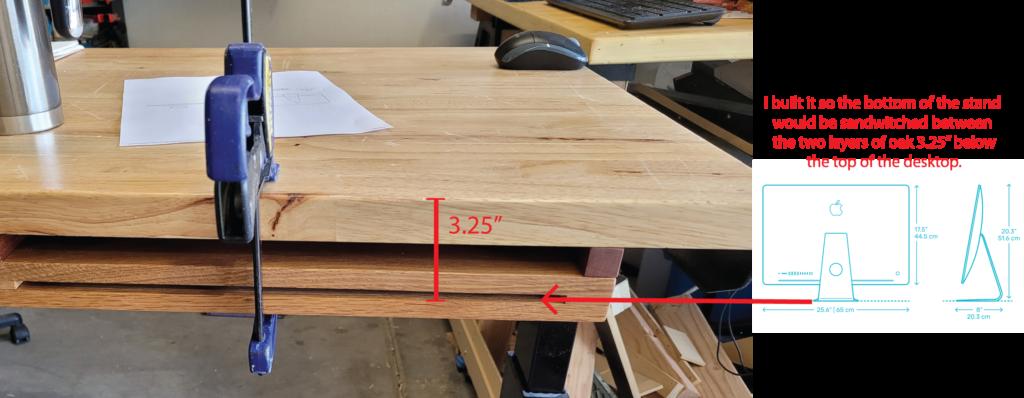Under Shelf Plan