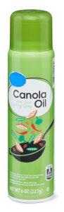 Spray Canola Oil